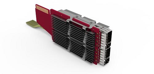Molex发布新一代QSFP-DD散热管理方案