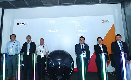 长飞公司助力5G产业发展 全联接战略闪耀2019上海世界移动通信大会