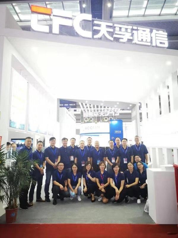 CIOE 2019 | 天孚通信携系列新品亮相人气爆棚  TFC展位号1B13