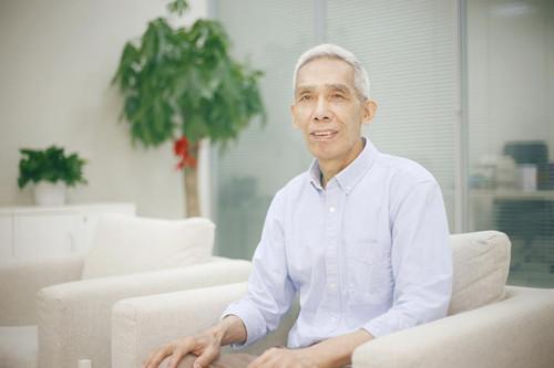 CIOE 2019 专访 |  专访敏芯半导体徐之韬:专注前行,无问西东