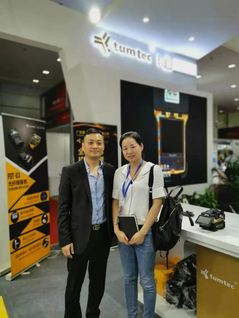 CIOE 2019 | 专访藤友通信: 转战海外市场  打造国际熔接机品牌