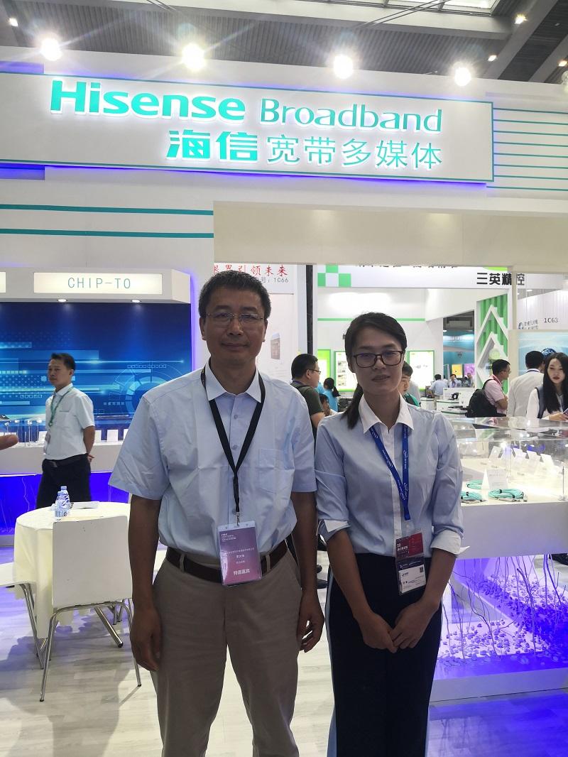 专访海信宽带李大伟:保持接入网领先优势 扩大5G与400G新市场份额