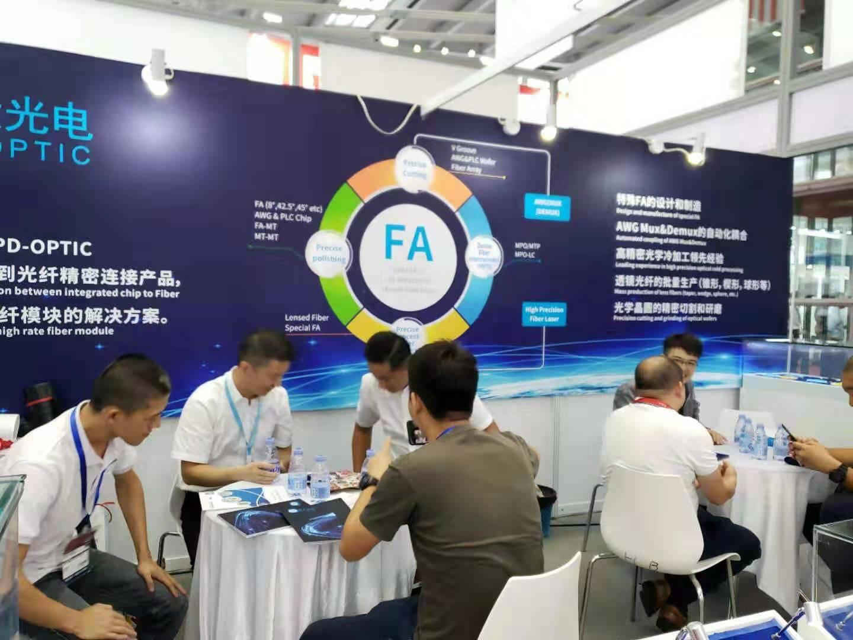 专访鹏大光电:Fiberpro AWG晶圆加持 五大系列解决光纤与芯片的耦合难题