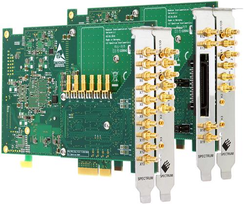 德国Spectrum仪器为其数字化仪与AWG开启可选模块