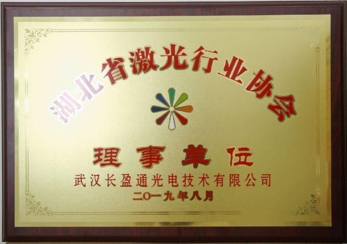 湖北省激光协会秘书长童吉山一行访问长盈通