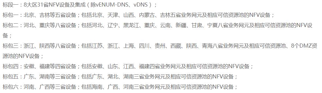 耗资37.88亿,中国移动启动NFV网络一期工程集采