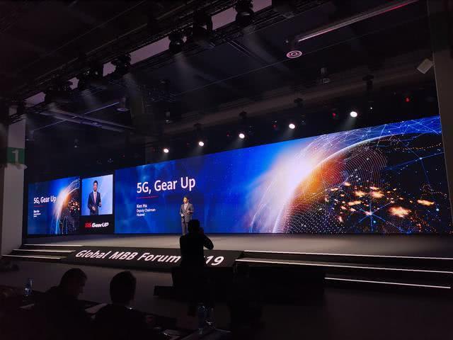 华为胡厚崑:全球5G商用网络已达40个 预计年底将超60个