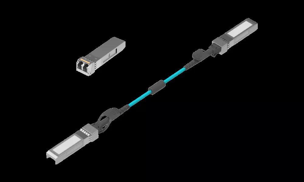 易飞扬发布50G SFP56 SR/AOC 探底200G&400G数据中心短距离互连