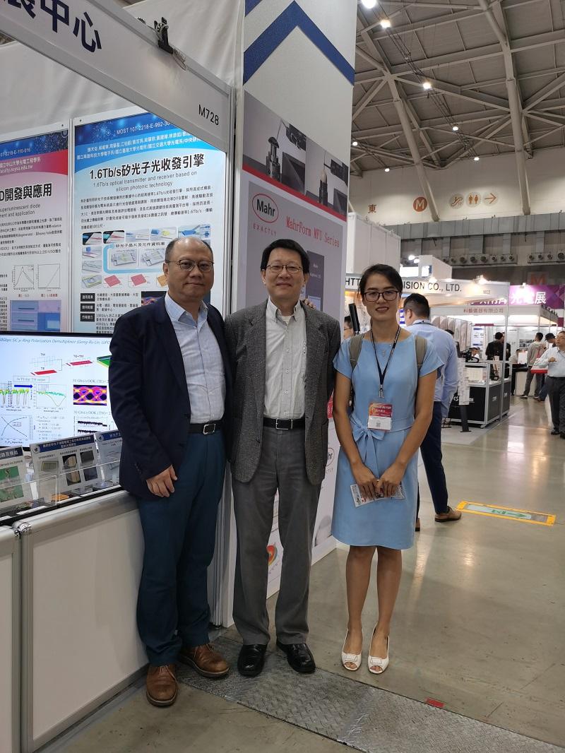 台湾大学联盟实现硅与碳化硅光子集成Tb级大容量光传输