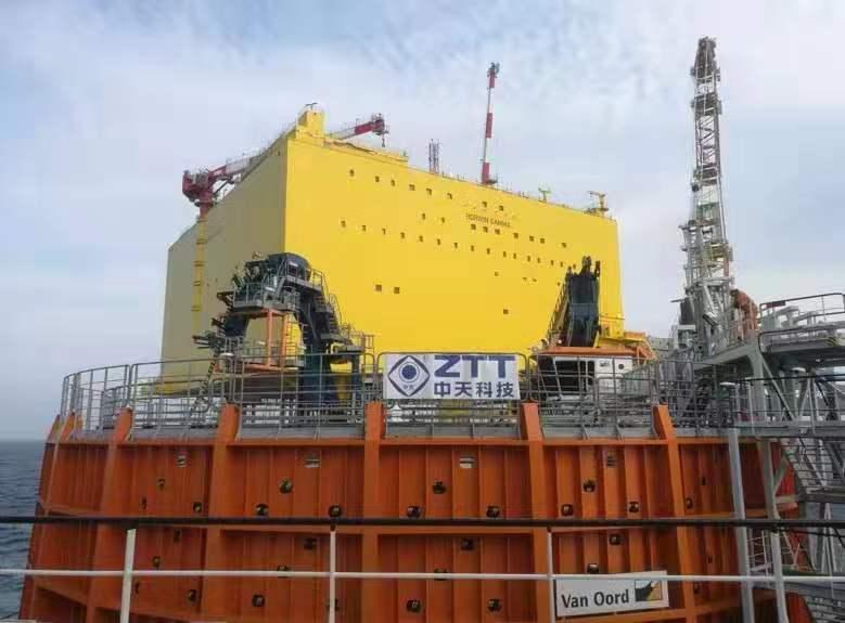 中天科技圆满完成德电总包项目,赢得欧洲海缆高端市场赞赏