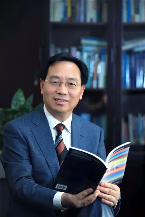 中国信科集团副总经理陈山枝当选IEEE Fellow