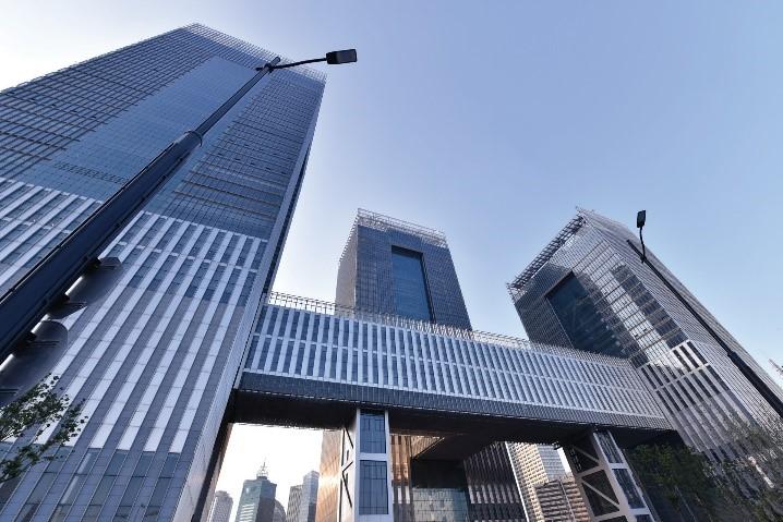 上海国际金融中心采用康普智能化布线系统,树立金融业综合布线新标杆