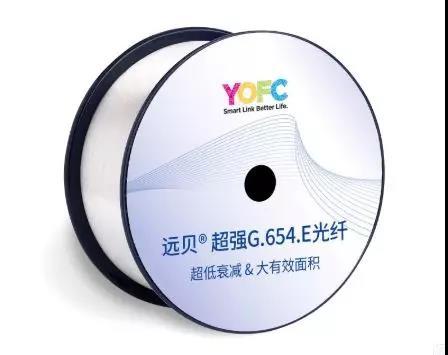 长飞微百科 | 5G万物互联时代 G.654.E光纤扮演什么角色?
