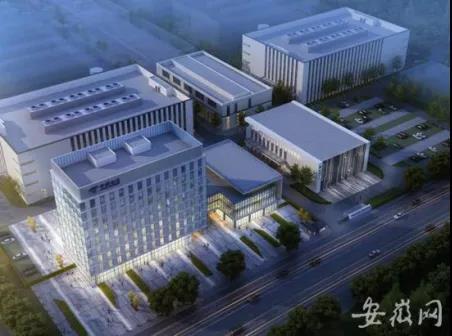 中国电信20亿元投资安徽超大型数据中心落户合肥