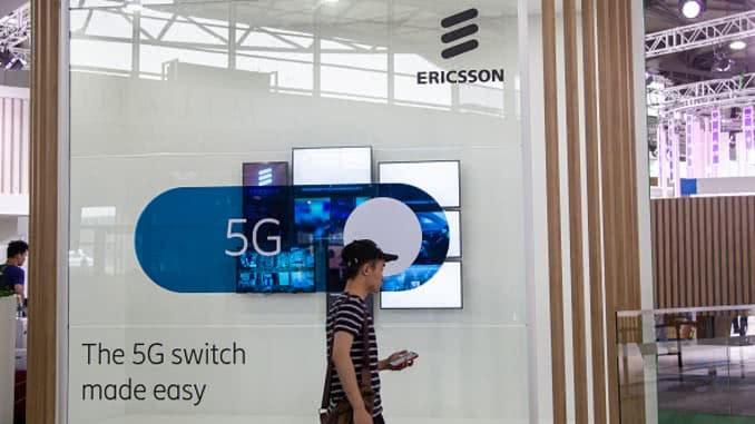 全球5G商用份额:爱立信获78个合同成第一 华为出货量最高