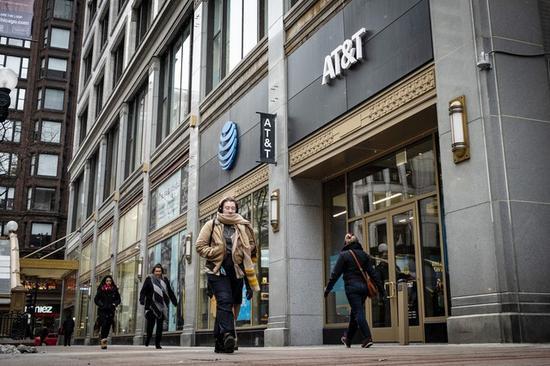 AT&T将5G扩展到25个州 但仍然只提供一款5G设备