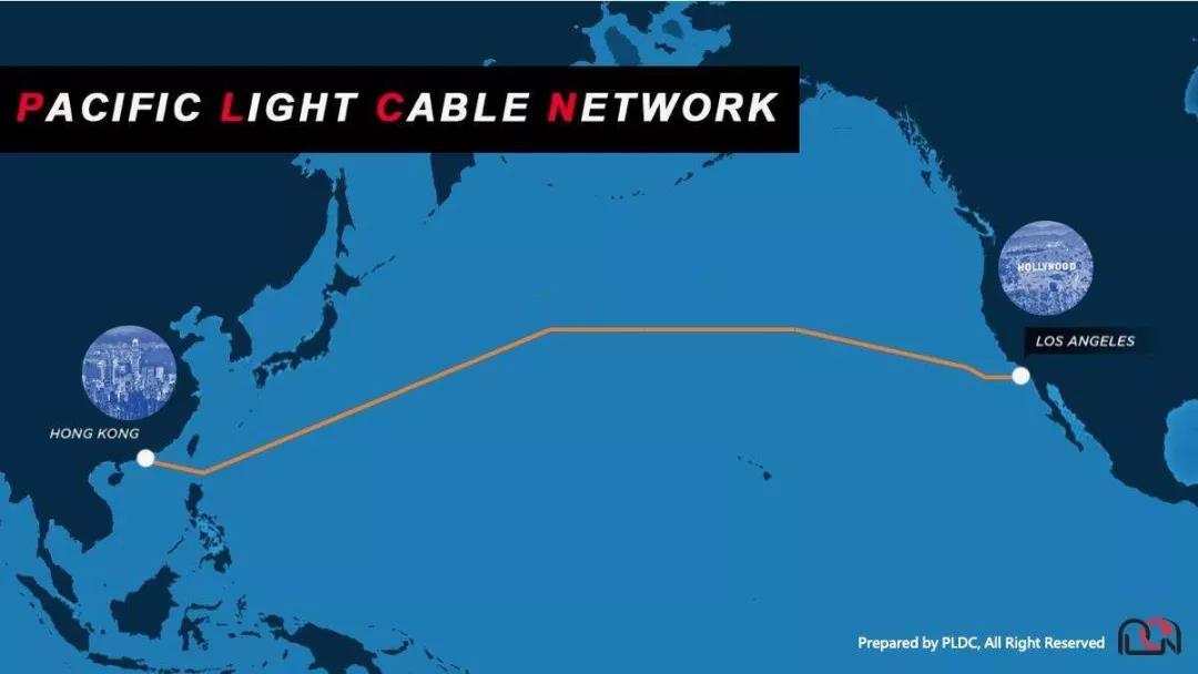 Google和Facebook寻求开通PLCN海缆的替代方案