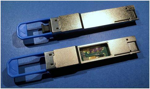 亨通洛克利发布400G硅光模块 助推数据中心发展