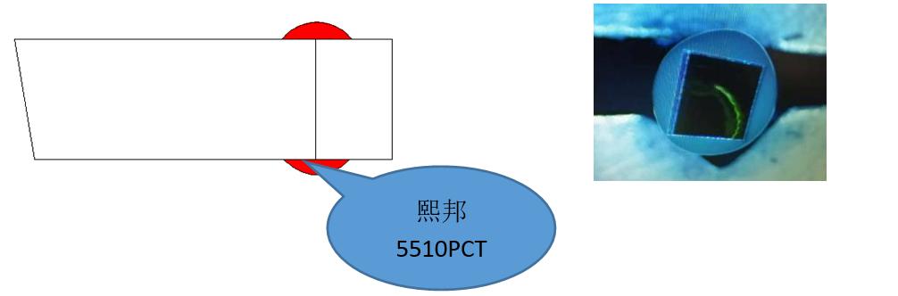 谈上海熙邦 5510PCT胶水在WDM中的应用