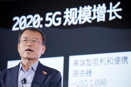 爱立信赵钧陶:将全球5G经验带到中国