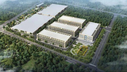 腾讯云计算数据中心二期项目开工,总投资45亿元