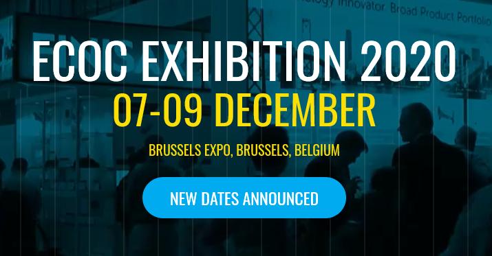ECOC2020 推迟到12月6日到10日