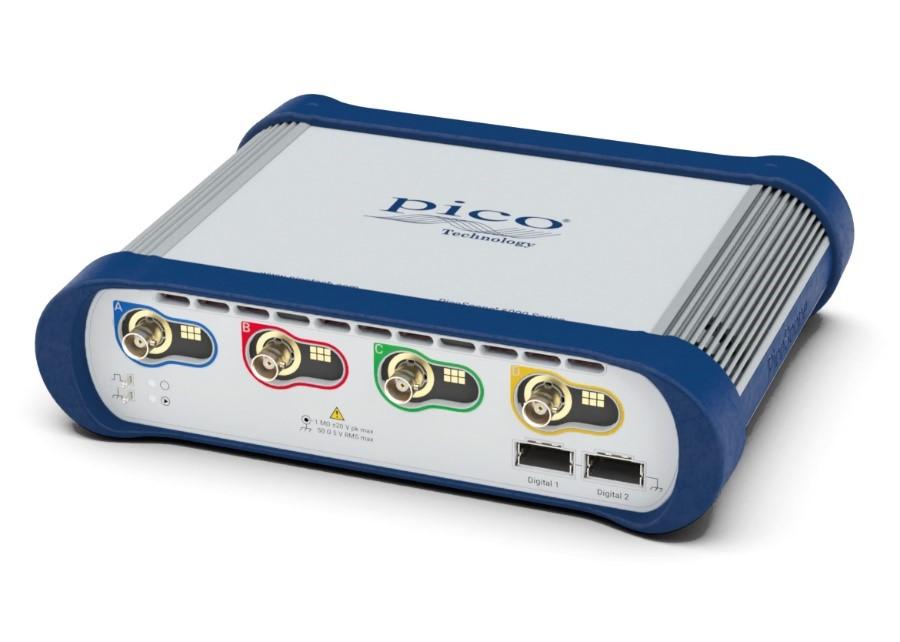 英国比克科技拓展基于 PC 的混合信号示波器产品系列