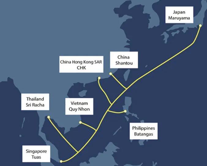 总长9400公里:NEC将承建ADC海缆系统