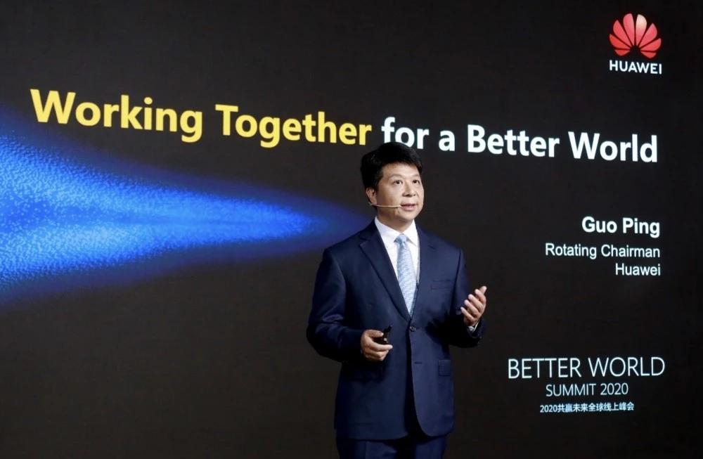 华为轮值董事长郭平:5G部署已告一段落,下一阶段重点发力行业应用